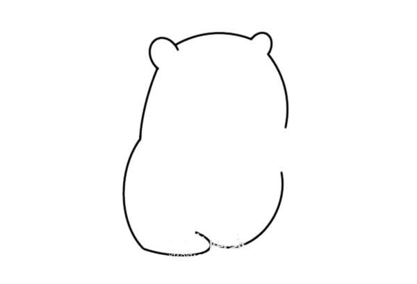 松鼠简笔画彩色可爱 松鼠如何画漂亮又简单