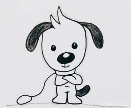 简单的小动物简笔画图片大全