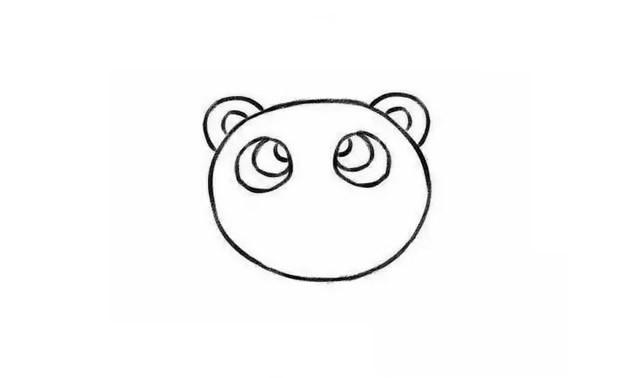 可爱的小狮子简笔画图片 简单画法步骤图解教程大全