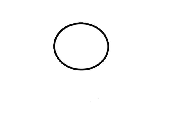 卡通考拉简笔画画法步骤图片