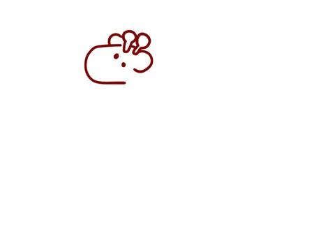 【长颈鹿简笔画彩色图片】儿童学画长颈鹿简笔画步骤教程