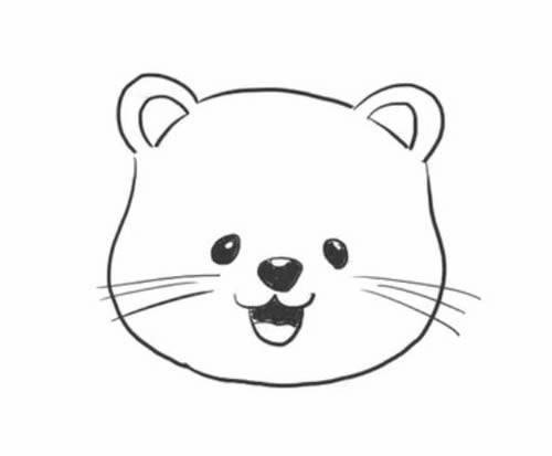 如何画狮子简笔画步骤 怎样画可爱的狮子简笔画图片