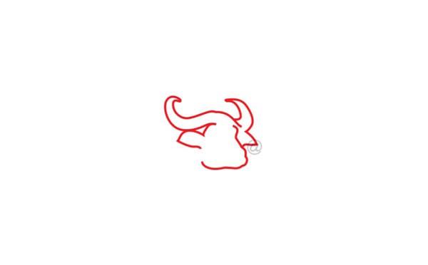 【水牛简笔画教程】水牛简笔画步骤图片大全及特征