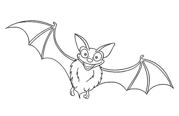 【蝙蝠简笔画】卡通蝙蝠简笔画图片大全