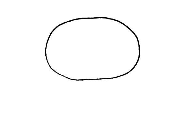 儿童学画可爱的猴子简笔画步骤教程 猴子如何画