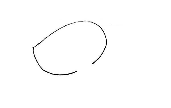 儿童学画小黄狗简笔画步骤教程 小黄狗的简单画法